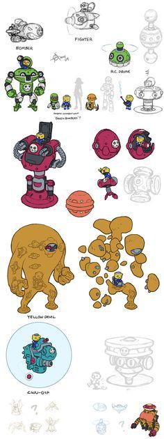 Megaman 1 Legends Bonne Bots