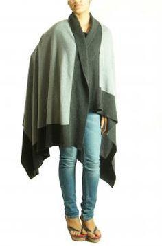 Buy Online Fashionable grey shrug jacket by Todi - 2014