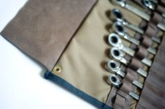 The Tool Roll - The Garage Journal Board
