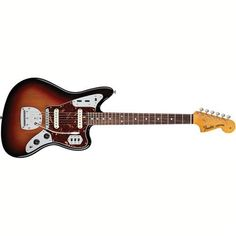 Fender Classic Player Jaguar Special, Rosewood Fretboard - 3-Color Sunburst ** More info could be found at the image url.