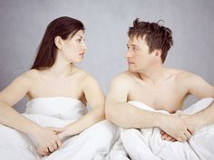 While men may give themselves pep talks before a lazy encounter or pat themselves on the back after a great time in bed, most times they don't know what women want. A recent survey suggests that most men are not the skillful lovers they think themselves to be. When it comes to the fundamentals, men tend to make some serious mistakes in the sack. Here are 10 common sex mistakes men make. Image courtesy:©Thinkstock photos/ Getty images