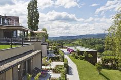 Vincent Hotel: Urlaub im Sulztal in der Südsteiermark Hotels, Lounge, Europe, Vacation, Mansions, House Styles, Places, Home Decor, Pretty