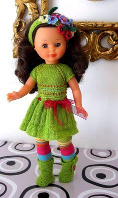 Conjunto para Nancy, un modelo de cada diseño. Hecho a mano por Petits Vestits. | Juguetes, Muñecas y accesorios, Muñecas modelo y accesorios | eBay!