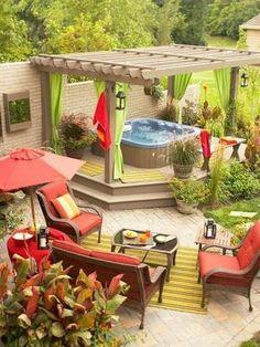 nyári pihenőhely