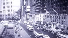 Great old film about New York city. Shows transportation corridors leading into and out of New York City, and efforts at transportation and infrastructure pl. Documentary Film, Films, Movies, Short Film, Wonders Of The World, New York City, Documentaries, Transportation, English