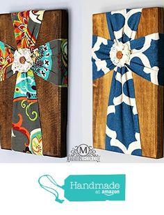 Fabric Wall Cross from Makarios Decor http://www.amazon.com/dp/B017X62CK4/ref=hnd_sw_r_pi_dp_erl3wb0MMTG2P #handmadeatamazon