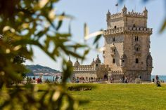 Torre de Belém - Lisboa, Portugal. Photo by Gerhard Österreicher