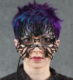 Hey, I found this really awesome Etsy listing at http://www.etsy.com/listing/56047059/filigree-flame-leather-mask-in-black-for