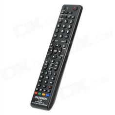 Universal LCD / LED / HD / 3D TV Remote Controller for Philips - Black (English) (2 x AAA). Color Black Brand N/A Model N/A Material ABS Quantity 1 Piece Screen Size 0 cm Remote Controller Battery Type AAA Battery Capacity 0 mAh Application Philips LCD TV Control Range 8 m Other Features 2 x AAA (not included); Suitable for all Philips LCD / LED / HD / 3D TVs. Packing List 1 x Remote controller. Tags: #Consumer #Electronics #Remote #Controllers