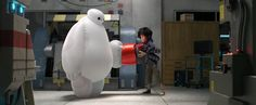 """The first trailer for Walt Disney Animation Studios, """"Big Hero 6"""" has just been released. Inspired by the Marvel comics of the same name, and featuring com"""