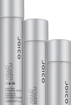 Joico Power Spray Fast-Dry Finishing Spray, $16.99, 6 Products We're Currently Obsessed With