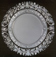 Venetian Mirrors - Mirror Lady - Welcome to the Web's best mirror store Cool Mirrors, Beautiful Mirrors, Mirror Mirror, Custom Mirrors, Vintage Mirrors, Venetian Glass, Venetian Mirrors, Modern Southwest Decor, Mirror Store