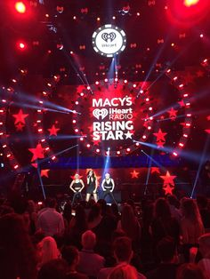 .@TheRealGrimmie is SLAYING THIS PERFORMANCE!  #iHeartRadio @macys
