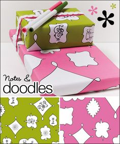 """Graduation Gift Wrapping Idea: add custom notes like """"congrats"""" and """"2012"""""""