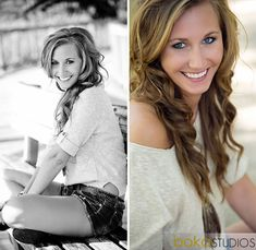 simple senior portrait poses.