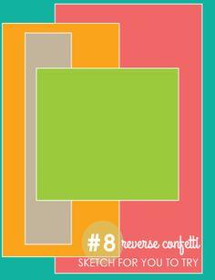 Reverse Confetti SFYTT #8 Jan 2014