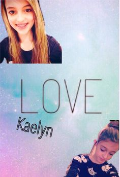 Yet another Kaelyn West edit I really love this one credit to Aine Heron