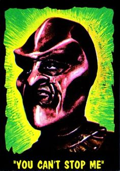 Outer Limits cards