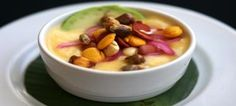 "Locro de Papa (Ecuadorian Potato and Cheese soup) ""The locro is the ..."