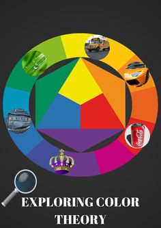 TOUCH this image: Exploring Color Theory by Christi Collins