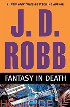 book cover of     Fantasy in Death 30