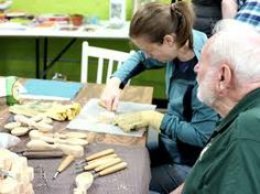 teaching wood carving - Google Search  The best way to remember what  you know, is teaching it to those who don't -CH