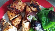 Kip met oestersaus#leekumkee!