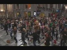Sound of Music Flash Mob