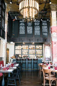 La Fresa at San Francisco's 398 Brasserie | Rue