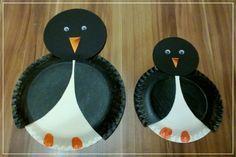 Pappteller Pinguine                                                                                                                                                                                 Mehr