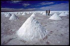 Tuz Madeni Nerelerde Görülür?