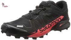Salomon L39122100, Chaussures de Randonnée Mixte Adulte, 43 1/3 EU - Chaussures salomon (*Partner-Link)