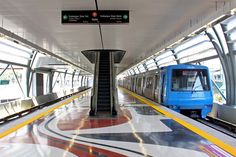 Estação Cardeal Arco Verde do Metrô Rio - Foto: Alexandre Macieira|Riotur by RIOTUR | ASCOM, on Flickr