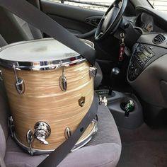 Always be safe and buckle up!  @vicfirth @trutuner  #trutuner#drums #drummer #drumtuning #drumporn #drumkit #DrumTech #drumgear #musiclife #drumlife #tourlife #evans #drumhead #drumming #drumsoutlet#drumheadspod #DrummingCo #snaredrumfreakz #drumbros #180drums #drummerscorner #vicfirth #promark #dw #sabian #paiste #pearldrums by trutuner