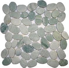 Pebble Tile :: Sliced Pebble Tile - Cascade Stoneworks | Basalt Columns, Fountains & Tiles