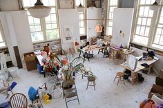 studio of Ana Kras