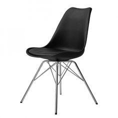 Chair Porgy Black