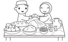 Eid mubarak printable coloring pages Eid Mubarak Images, Eid Mubarak Wishes, Happy Eid Mubarak, Free Printable Coloring Pages, Coloring Pages For Kids, Happy Eid Wishes, Eid Greeting Cards, Eid Crafts, Eid Mubarak Greetings