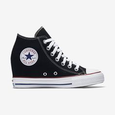 0ecba3cc5b92b4 Chuck Taylor All Star  Low   High Top. Converse. Converse Wedge Sneakers Womens Wedge SneakersOutfits With ...