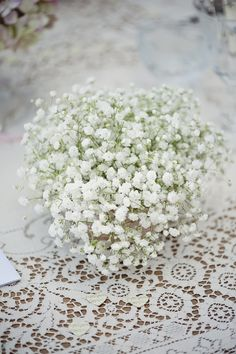 Forever in love with baby's breath...