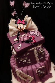 fiabe (4) by antonella di maria torte & design, via Flickr