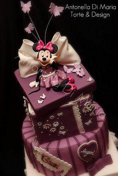 fiabe (4) by antonella di maria torte & design, via Flickr