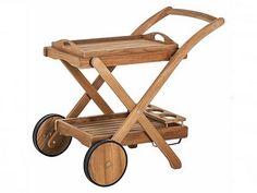 Accesorios y decoración en madera de teca
