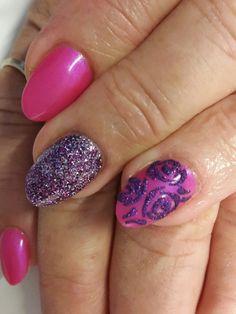 Chic pink