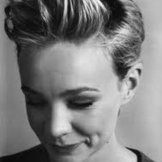 I love Carey Mulligan's hair