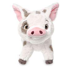 Disney-Store-Authentic-Patch-Moana-Pua-Pig-Plush-Toy-Doll-9-1-2-034-Stuffed-Animal