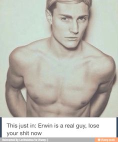 The REAL Erwin Smith