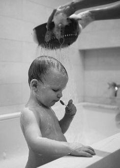 Make it rain! by acupofjo #Kids #Spa #Bath