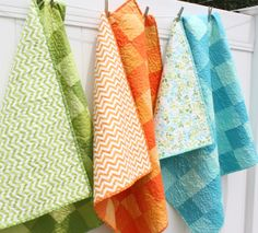 Diary of a Quilter - a quilt blog: Simply Color Ombre Quilts