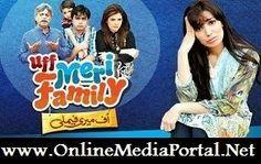 Uff Meri Family Episode 26 on Hum TV in High Quality – 23 November 2014 - AbcDramas Watch Live Cricket Streaming, Hindi Movies Online, 23 November, Pakistani Dramas, Episode 3, Writer, Tv Shows, Reading, Ayeza Khan